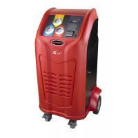 Buy cheap Built in Printer Portable Refrigerant Recovery Machine SD Card Database from wholesalers