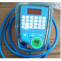 China Durable Cattle Farm Equipment Automatic Milk Flow Meter Keyboard 380V / 50Hz on sale