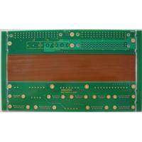 6L Soft Hard Combination Flexible Rigid PCB For High Speed Rail Products Manufactures