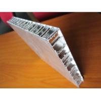 Quality Aluminium Honeycomb core panel for ship, marine Aluminium Hongeycomb panel for sale