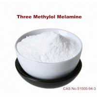 China C6N6O3H12 Trimethylol Melamine Formaldehyde Resin Powder for Synthesis of Finishing Agent on sale