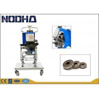 Environmental Steel Plate Beveling Machine , Plate Chamfering Machine Low Noise Manufactures