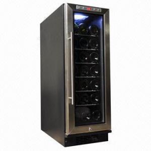 21-bottle Wine Cooler/Fridge/Cellar in Single-zone Manufactures