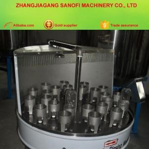 Semi-automatic Bottle Washing Machine Brushing Cleaner Manufactures