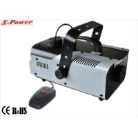 Commercial Smoke Machine 900w Fog Machine High Output Strong Effect  X-06 Manufactures
