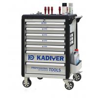 Buy cheap 157pcs auto repair tool cart trolley with tools from wholesalers