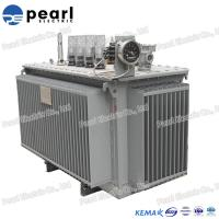 Low Noise Oil Immersed Distribution Transformer / OEM Oil Type Transformer Manufactures