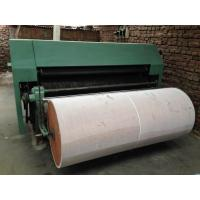 Double Cyinder / Double Doff Nonwoven Carding Machine 22kw Width 2000mm Manufactures