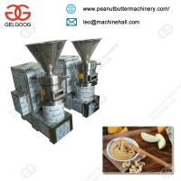 Almond Nut butter making machine - Made in China nuts paste making machine for sale Manufactures