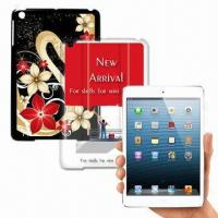 Shells for iPad Mini, Customized Patterns are Welcome Manufactures