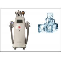 4 in 1 Ultrasonic Freeze Fat Cryolipolysis Slimming Machine OfCelluliteTreatment Manufactures