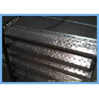 Manganese Steel Double Woven Wire Screen / 65Mn Steel Woven Wire Cloth Manufactures