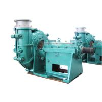 Anti - Abrasive Split Case Horizontal Slurry Pump , Mining Mud Sand Pump Manufactures