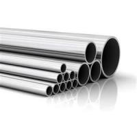 SS304 Polished cold drawn seamless stainless steel pipe with ISO, SGS for furniture Manufactures