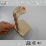 CNC Machining Part / Precision Aluminum CNC Machined Part Bending Process for Mobile Phone Manufactures