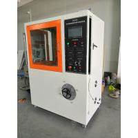 White Wire Testing Equipment Flexing Angles 40 ° ,  60° , 90° Adjustable Manufactures