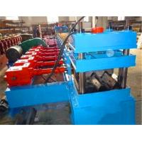 Gi Steel Guardrail Roll Forming Machine For Highway Building Material Manufactures