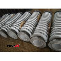 110KV SF6 Station Post Insulators , Composite Hollow Insulator IEC62155 Standard Manufactures