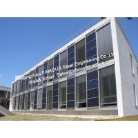 Quality Solar Building-Integrated PV (Photovoltaic) Façades Glass Curtain Wall with Solar Modules Cladding for sale