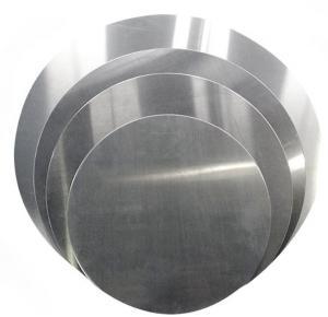 Direct Casting 1100 Grade Aluminum Circle Blanks , Utensils Aluminium Circle Plate Manufactures