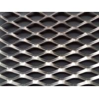 Hot Dip Galvanized Expanded Metal Screen Mesh Steel Sheet Diamond Shape Durable Manufactures