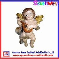 Polyresin angels statue Manufactures