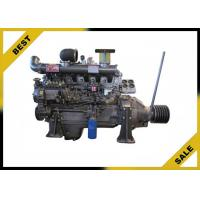 Turbo Inter Cooled Stationary Diesel Engine 130 Kw 260 Kg Electric Start Manufactures