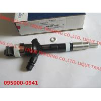 DENSO CR injector 095000-0940 , 095000-0941 , 9709500-094 for TOYOTA 23670-30030, 23670-30040, 23670-39035, 23670-39036 Manufactures