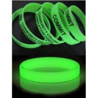 Glow Silicone Bracelet Manufactures