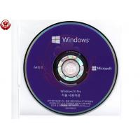Korean Windows 10 Operating System Pro 64 Bit DVD version OEM key Manufactures
