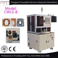PLC Action Quickly Laser Tin Ball Spraying Soldering Machine , Length 1070±5mm Manufactures