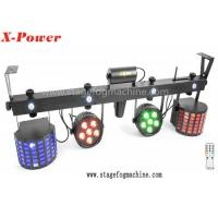 Outdoor 120 Watt Led Par Can Lights Set with 5 / 20 Channel DMX Control Manufactures