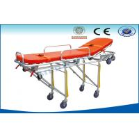 Aluminum Alloy Automatic Loading Stretcher For Ambulance Car Manufactures