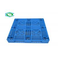 Polyethylene Food Grade Industrial Plastic Pallets For Shipping And Storage Manufactures