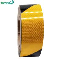 China VRT902 0.42mm Glossy Reflective Safety Tape Engineering Grade Tape For Vehicle on sale