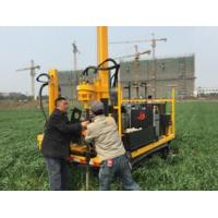 DYLC light model CPT soil investigation drill rigs