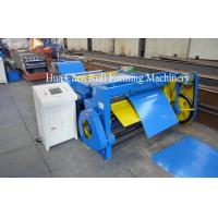 Hydraulic Sheet Metal Cutting Machine With PLC Control For Pipe 25m/min Manufactures