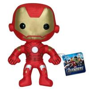 Cute Kids Cartoon Plush Toys Stuffed Iron Man Action Figure 20cm Manufactures