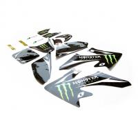 dirt bike sticker  for CRF50 Manufactures