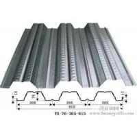 sandwich roofing Composite Metal Panels for High rise structure , 1000mm width Manufactures