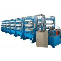 China 5.5kw Inner Tube Curing Vulcanzing Machine / Tire Tube Electric heating Curing Press Machine on sale