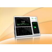 Multi Biometric Access Control System Terminal Time Attendance with Finger touch screen Manufactures