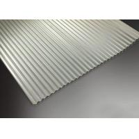 Residential Aluminium Roofing Sheet Thick 0.9mm 0.8mm Alloy 3003 1100 3004 Manufactures