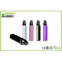 Healthy E-Cigarette Accessories Ego Battery With 650mah 900mah 1100mah Manufactures