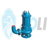 Portable Electric Sewage Pump , Submersible Drainage Pump For Waste Water Manufactures
