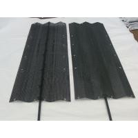 Hot selling water treatment use platinum platinized titanium anode for Indonesia Manufactures