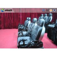 More popular and luxury 7D movie theater with  genuine leather Manufactures