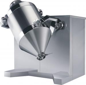 3D Multi - Direction Movement Powder Blending Machine , Y Type Powder Mixing Equipment Manufactures