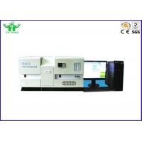 ASTM D5453 Oil Analysis Equipment For Ultraviolet Fluorescence Sulfur Content Manufactures
