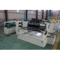 China Mini Slitter Slitting Line Machine High Speed  With Hydraulic Uncoiler And Recoiler on sale